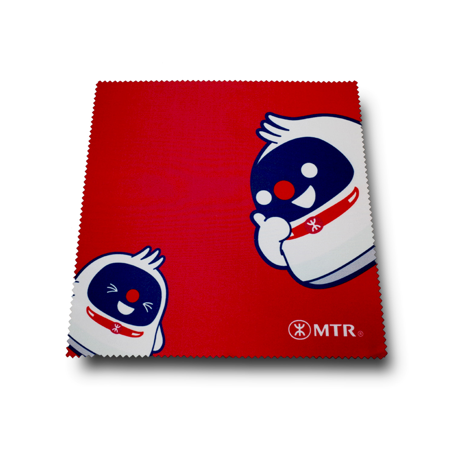 """T Chai"" Multi-purpose Cloth (Red)"