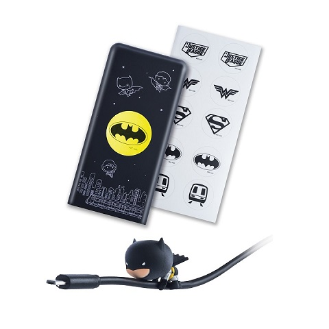 Batman Wireless Power Bank