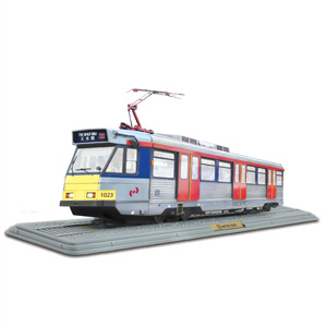 輕鐵載客列車(1998–2007) <BR>路綫及目的地: 720 天水圍