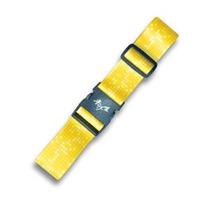 港鐵旅遊精品 行李帶-黃色(尖沙咀版)