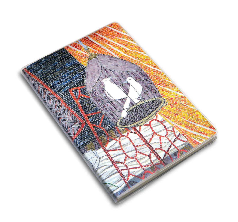 車站藝術品「我的家」 - 筆記簿