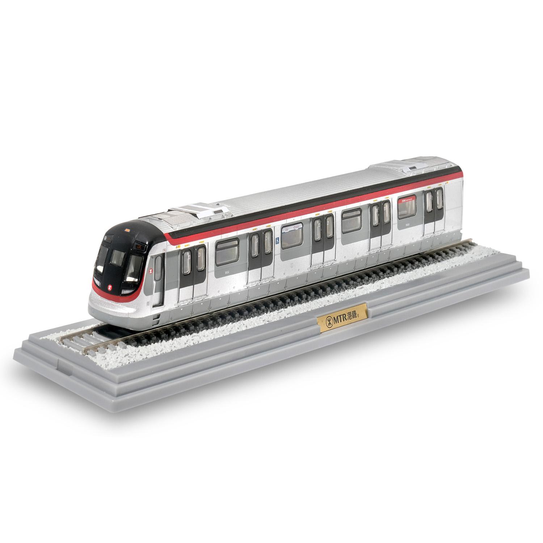 港鐵載客列車模型 (2021-現在)