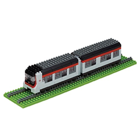 nanoblock - South Island Line