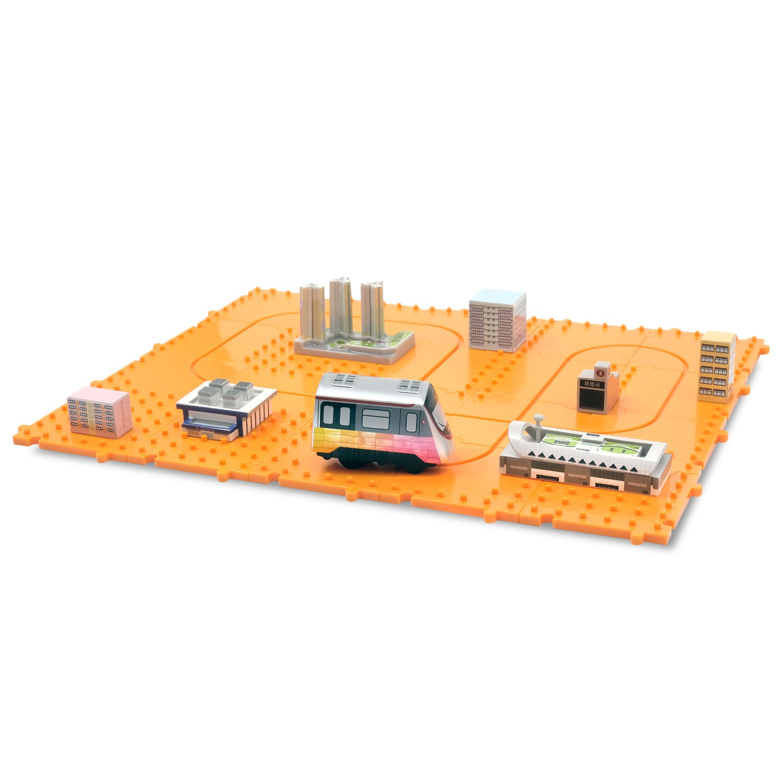 """""""Mini City"""" Model Set - Kai Tak Station"""