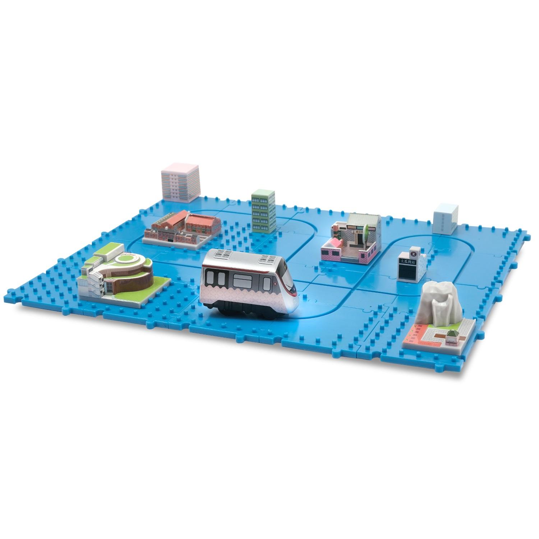 """Mini City"" Model Set - To Kwa Wan Station"