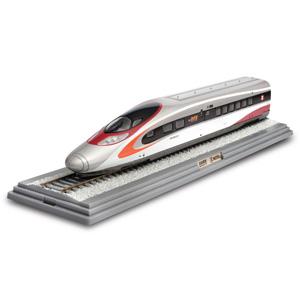 1:87 HO Scale Metallic Model of Vibrant Express