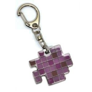 港鐵 Mosaic 鎖匙扣 - 銅鑼灣